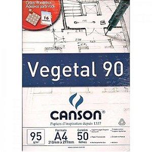 Papel Vegetal A3 95G Canson Unidade