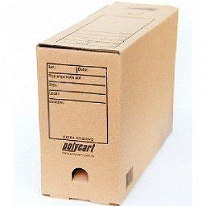 Pasta Arquivo Papelão Polycart