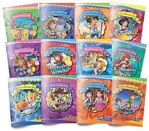 Livro Classicos Encantados Baby Bom Bom Books
