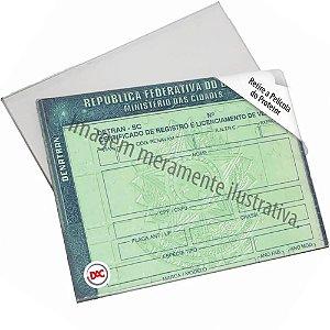 Protetor Acrilico P/ Documento Carro Dac