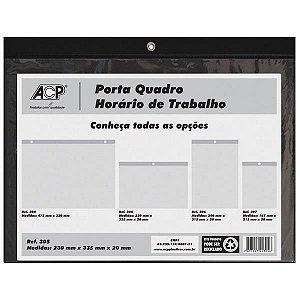 PROTETOR PARA QUADRO HORARIO DE TRABALHO ACP
