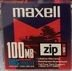 Zip Disk 100Mb Maxell