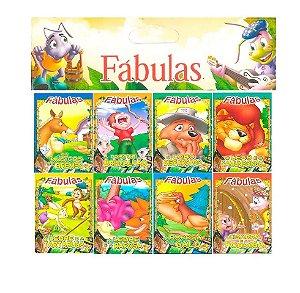 Livro Infantil Fabulas Rideel