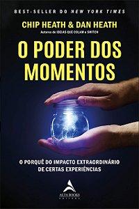 Livro O Poder Dos Momentos