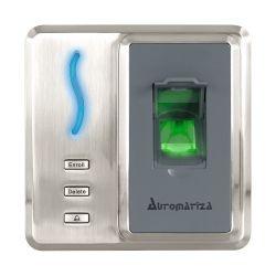 Controle De Acesso Biométrico Bio Inox Ss 310