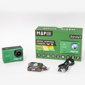 MAPIR SURVEY 3W RED+GREEN+NIR RGN NDVI S3W_RGN_NDVI ADVANCED GPS
