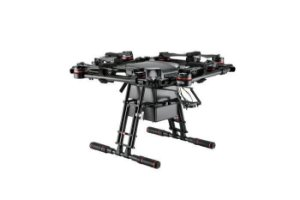 DJI Wind 8 Industrial Octocopter Drone IP56 Rain and Dust Resistance 10kg Payload