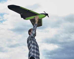 Sentera PHX Fixed-Wing Drone