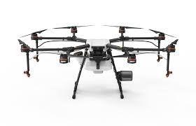 DJI Agras MG-1P Drone Pulverização Agrícola