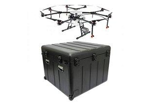 Case Profissional para Drone AGRAS DJI ( Waterproof IP-67 )