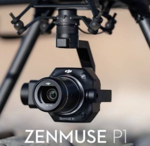 DJI Zenmuse P1
