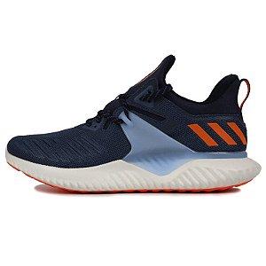 Tênis Adidas AlphaBounce - Masculino - Preto e Azul