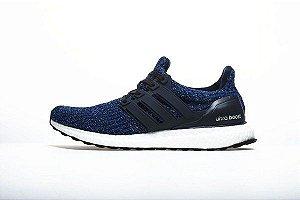 Tênis Adidas Ultraboost 4.0 Masculino - Azul Royal