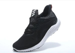 Tênis Adidas AlphaBounce - Feminino - Preto