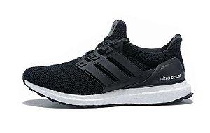 Tênis Adidas Ultraboost 3.5 Feminino Preto e Branco