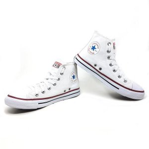 Tênis Converse All Star Mid (cano Medio) Branco