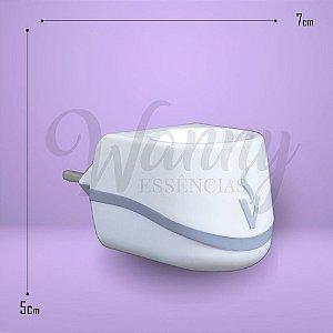 8570 - Difusor Elétrico Branco Plástico