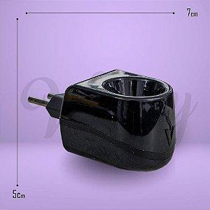 8554 - Difusor Elétrico Black Plástico