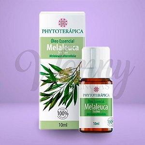 108 - Óleo Essencial Melaleuca 10ml Phytoterápica