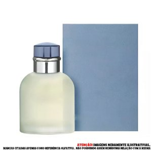 689 - Essência Light Blue Masculino 100ml