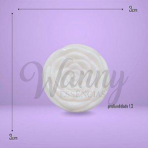 7214 - Sabonete Mini Rosinha Branca