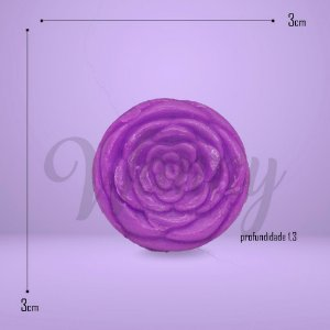 11412 - Sabonete Mini Rosinha Violeta
