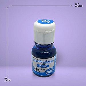 2466 - Corante Alimentício Azul Anis 10ml