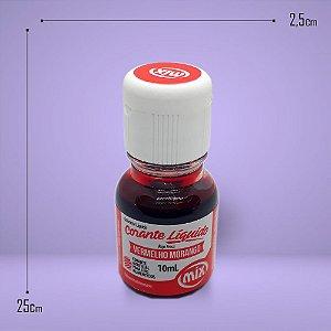 2478 - Corante Alimentício Vermelho Morango 10ml