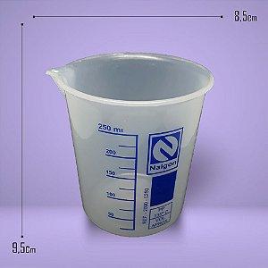 1058 - Copo Becker Plástico 250ml