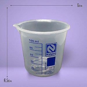1056 - Copo Becker Plástico 100ml