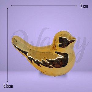 3612 - Passarinho Porcelana Cores