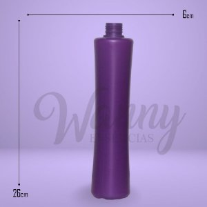 9809 - Frasco Fashion Roxo 500ml