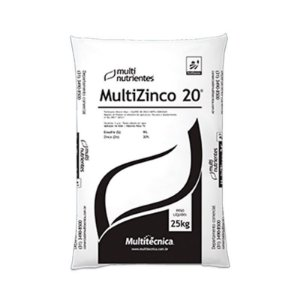 Sulfato de Zinco Multizinco 1 kg