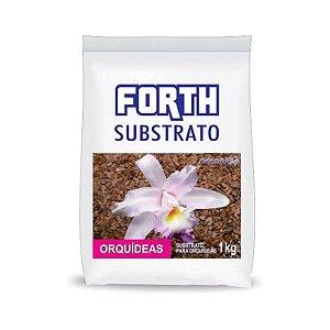 Substrato para Orquídea Forth