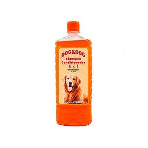 Shampoo Condicionador 6 em 1- 750ml
