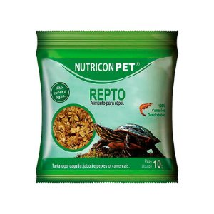 Ração Repto NutriconPET - 10g