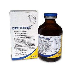 Dectomax controle de parasitoses