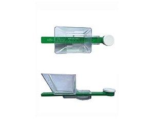 Mini balança plástica multitec pesa ate 125 g