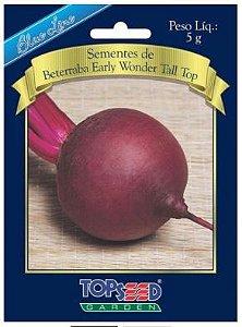 SEMENTE DE BETERRABA EARLY- BLUE LINE- 5G