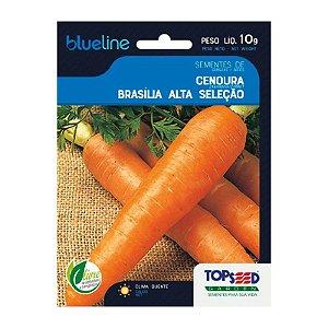 Semente Cenoura Brasília 10 g
