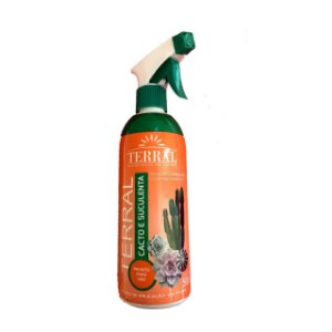 TERRAL CACTO E SUCULENTA (VIA FOLIAR- PRONTO USO) 500ML