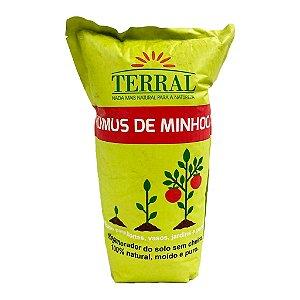 HUMUS DE MINHOCA TERRAL 1 Kg