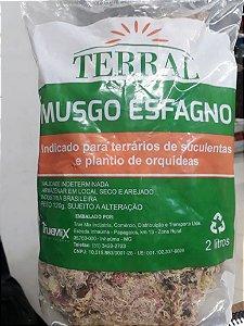 MUSGO ESFAGNO TERRAL 2L (120G)