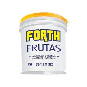Forth Frutas 3 Kg  Adubo para Frutas