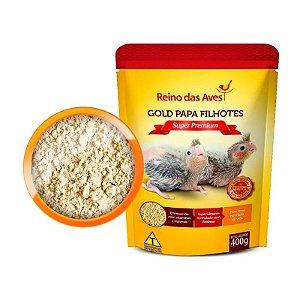 Gold Papa de filhotes Super Premium 400 g