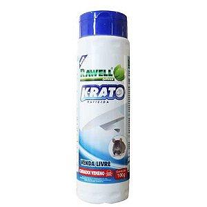 K Rato Raticida talco 100 g