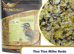 Mistura Tico Tico Milho Verde 500 g