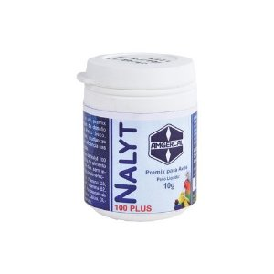 Nalyt Plus Tratamento de Doenças Respiratórias 10 g