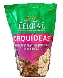 SUBSTRATO ORQUÍDEA TERRAL 2L