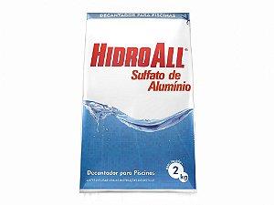 Sulfato de Alumínio Decantador para Piscina 2 kg